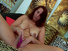 Dude pounds mature Daniela who is hungry for some cock